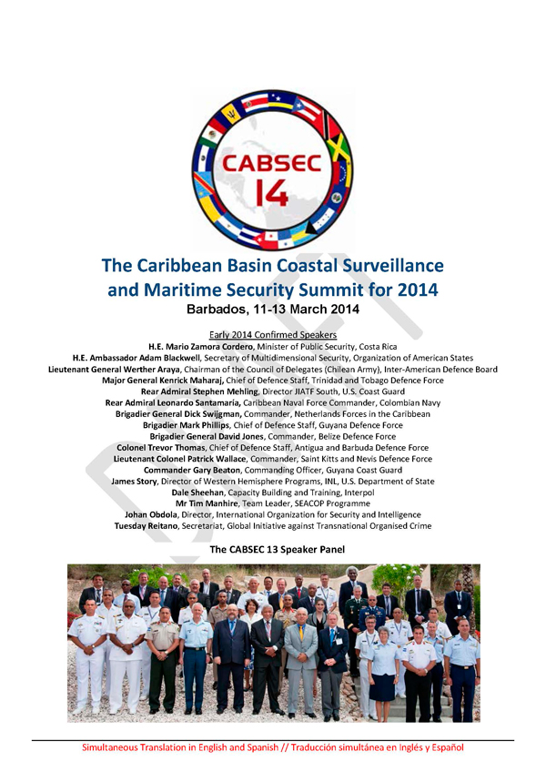 CABSEC 2014