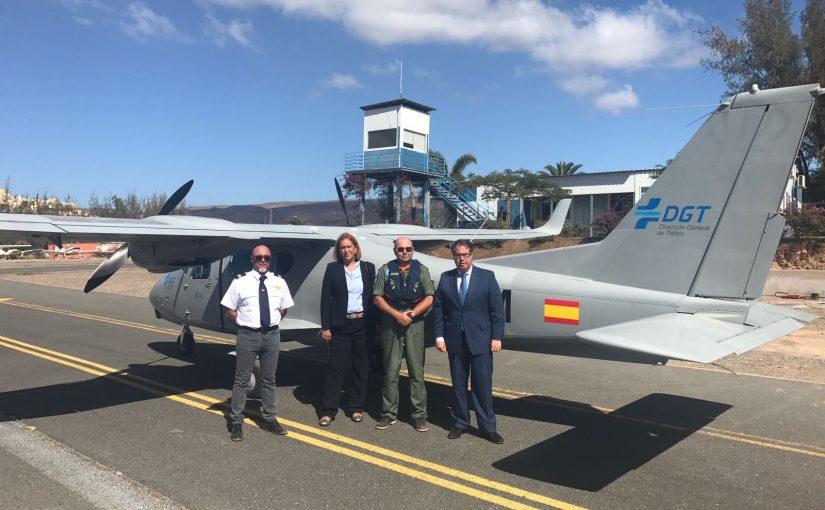 La DGT prepara un Plan Estratégico de medios aéreos