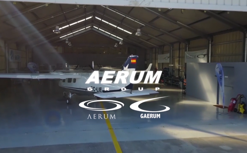 Aerum Group Corporate video