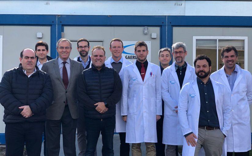 Ingeniería Gaerum inaugura oficina en el Aeródromos de Rozas