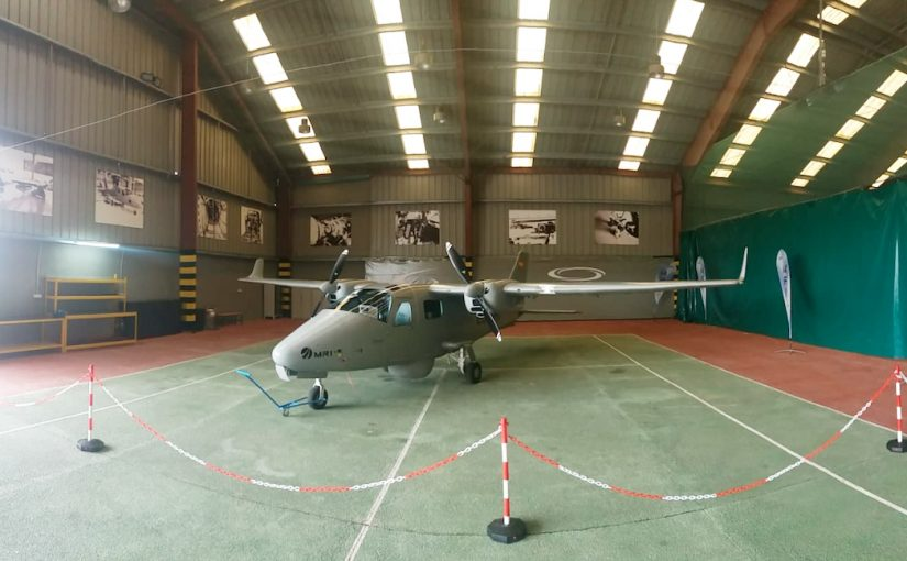 AERUM AVIATION GROUP: nuevo Centro de Mantenimiento en Lugo